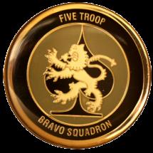 5 troop soer coin