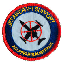 Air Affairs badge