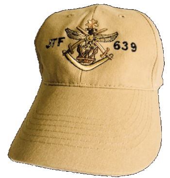 JTF 639 cap