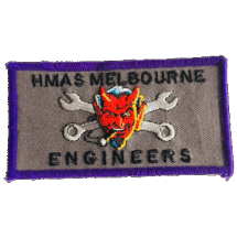 hmas melbourne stokers