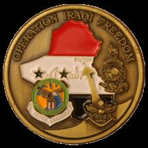 iraqi freedom coin
