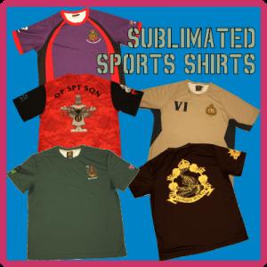 Sublimated Sports Shirts